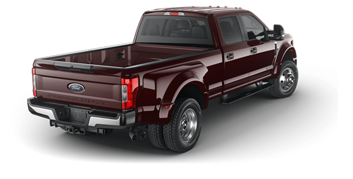 2018 Ford Super Duty F-450 XLT | Photo 5 | Magma Red