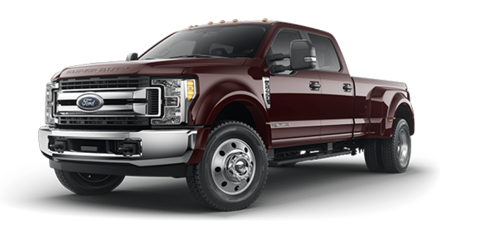 2018 Ford Super Duty F-450 XLT | Photo 6 | Magma Red