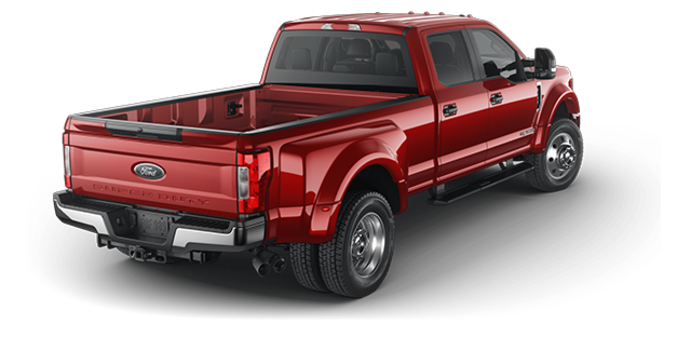 2018 Ford Super Duty F-450 XLT | Photo 5 | Ruby Red