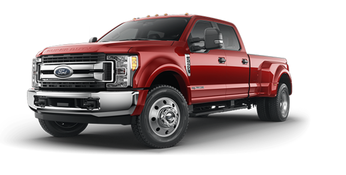 2018 Ford Super Duty F-450 XLT | Photo 6 | Ruby Red