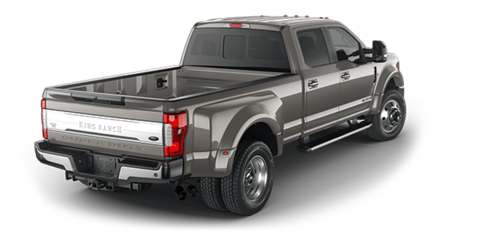 2018 Ford Super Duty F-450 KING RANCH | Photo 5 | Stone Gray