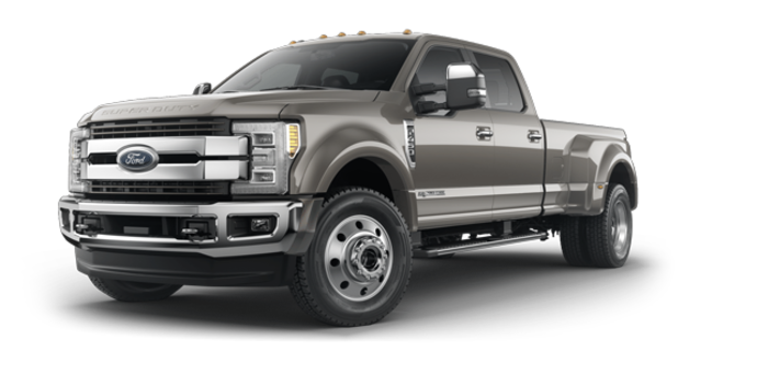 2018 Ford Super Duty F-450 KING RANCH | Photo 6 | Stone Gray