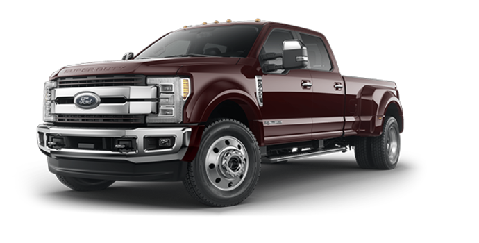 2018 Ford Super Duty F-450 KING RANCH | Photo 6 | Magma Red