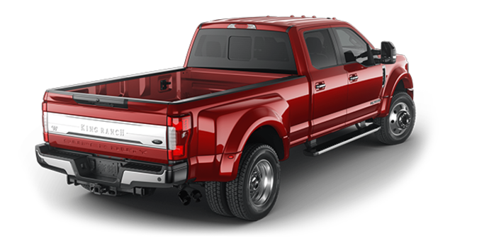 2018 Ford Super Duty F-450 KING RANCH | Photo 5 | Ruby Red