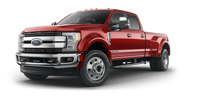 2018 Ford Super Duty F-450 KING RANCH | Photo 6 | Ruby Red