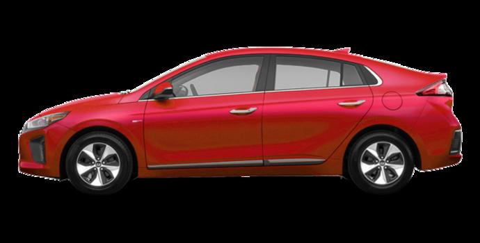 2018 Hyundai IONIQ electric LIMITED | Photo 4 | Fiery Red