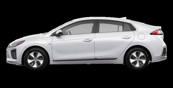2018 Hyundai IONIQ electric LIMITED | Photo 4 | Polar White