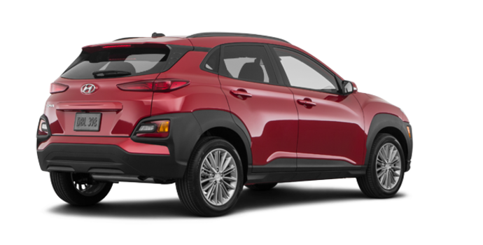 2018 Hyundai Kona 2.0L LUXURY | Photo 5 | Pulse Red