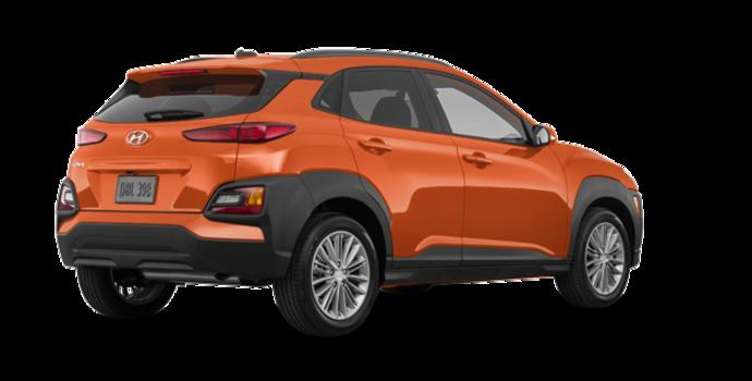 2018 Hyundai Kona 2.0L LUXURY | Photo 5 | Tangerine Comet