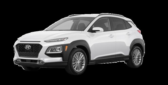 2018 Hyundai Kona 2.0L LUXURY | Photo 6 | Chalk White