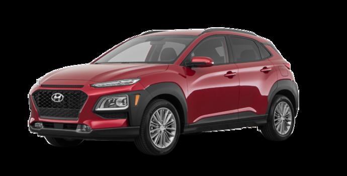 2018 Hyundai Kona 2.0L LUXURY | Photo 6 | Pulse Red