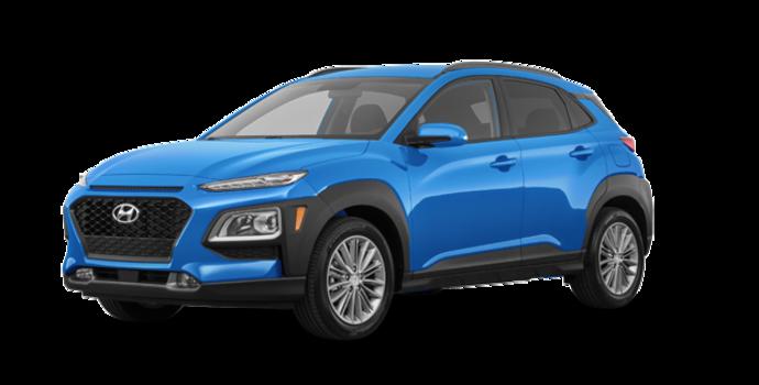 2018 Hyundai Kona 2.0L LUXURY | Photo 6 | Blue Lagoon