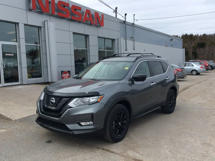 2018 nissan rogue sv midnight edition for sale