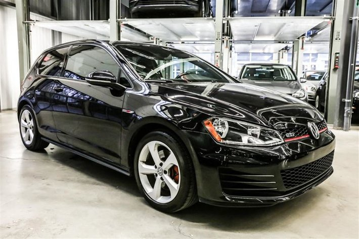 Volkswagen GTI 3 portes 2015 En Vente