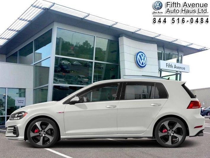 2019 Volkswagen Golf Gti Autobahn 276 30 B W 4 Year Prepaid