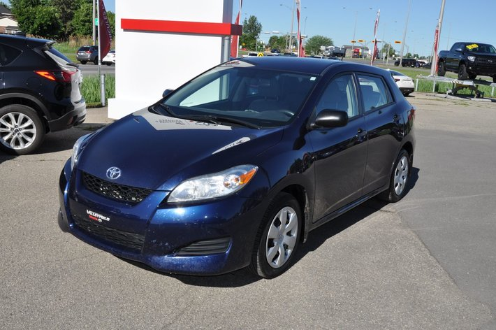 2011 Toyota Matrix Used For Sale In Salaberry De Valleyfield