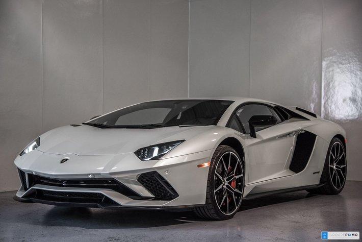 2017 Lamborghini Aventador Lp 740 4 S Like New Used For Sale In