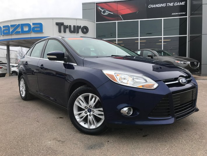 2012 ford focus $94/bi-weekly! auto! new tires! cruise! new mvi! $94