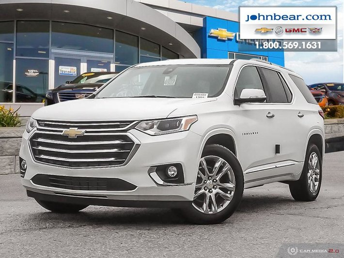 2019 Chevrolet Traverse High Country new for sale in