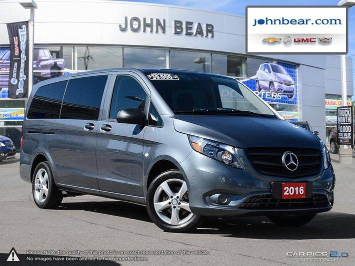 2016 Mercedes Benz Metris Passenger Van 7 Passenger