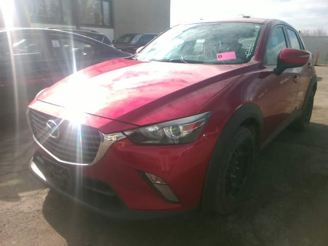 2016 Mazda CX-3 GS-L AWD AWD..One Owner..Auto..Moonroof..Heated Seats..Backup Cam..Leatherette/Cloth Seats..Auto Wipers!!