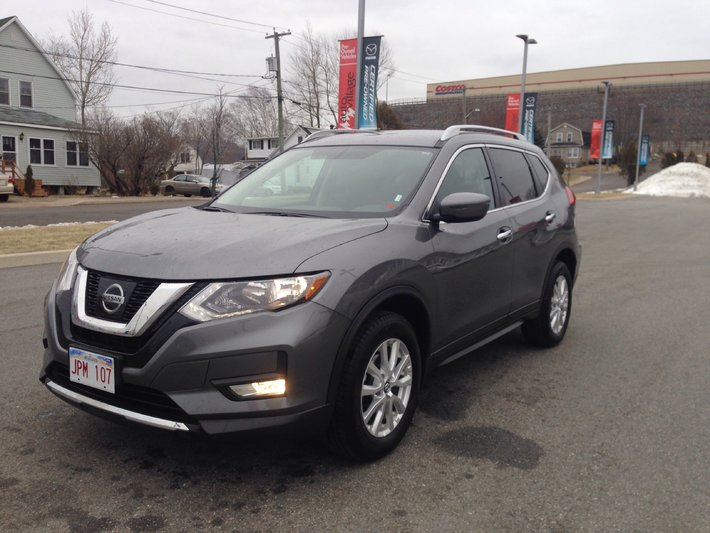 2017 Nissan Rogue SV! $213 B/W used for sale in Saint John - Auto ...