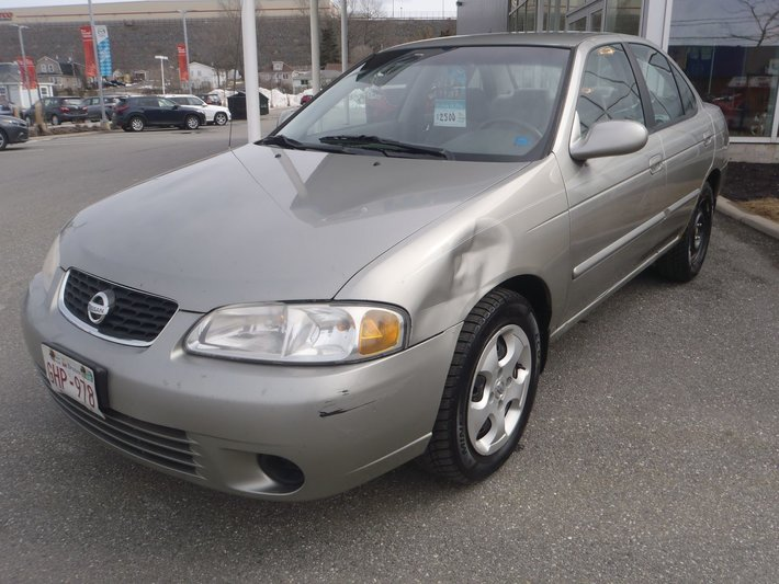2003 Nissan Sentra GXE..AUTO..AIR..POWER GROUP..TRIP FOR 2!! GXE ...