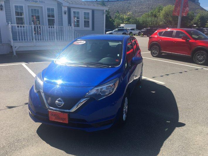 2017 Nissan Versa Note SV- $121 B/W used for sale in Saint John ...