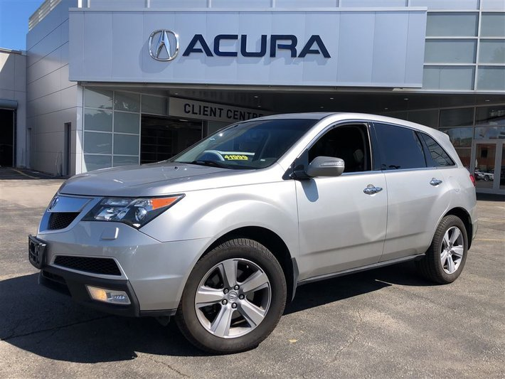 Acura MDX BASE OWNER NOACCIDENTS HITCH TINT HP Used For - Acura mdx hitch
