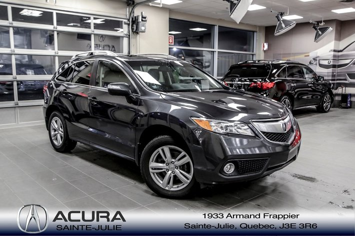 toronto used in at greater for sale rdx renovation acura