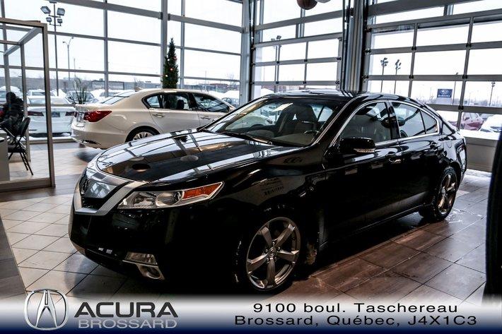 Acura Tl A Vendre >> 2010 Acura Tl Sh Awd D Occasion A Vendre A Brossard Acura Brossard