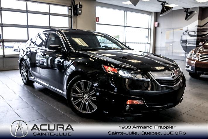 Acura Tl A Vendre >> 2014 Acura Tl 3 5l V6 A Spec D Occasion A Vendre A Sainte Julie