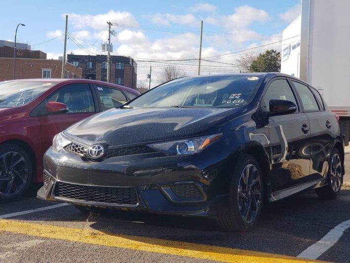 2017 Toyota IM