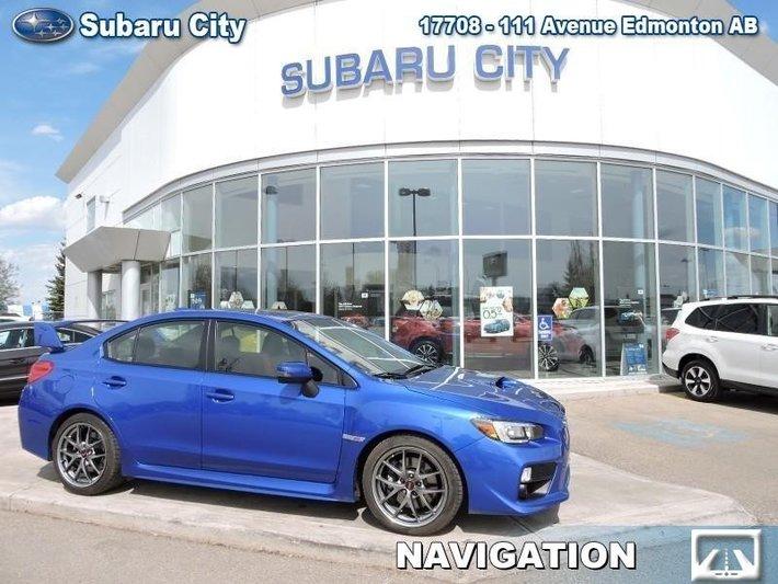 מדהים 2017 Subaru WRX STI Sport-Tech new for sale in Edmonton - Subaru City RS-47