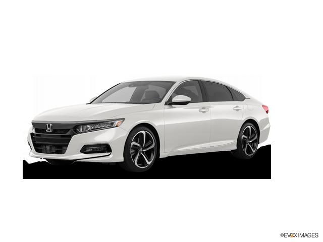 2018 Honda ACCORD SDN SPORT-HS 1.5T SPORT