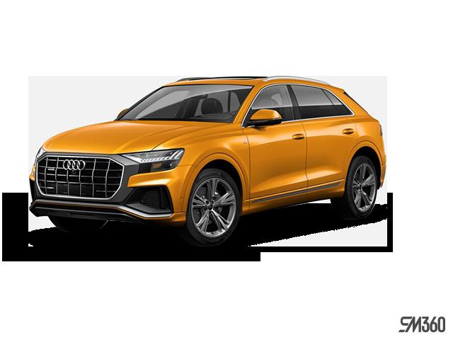 2019 Audi Q8 30t Technik Quattro 8sp Tiptronic New For Sale In