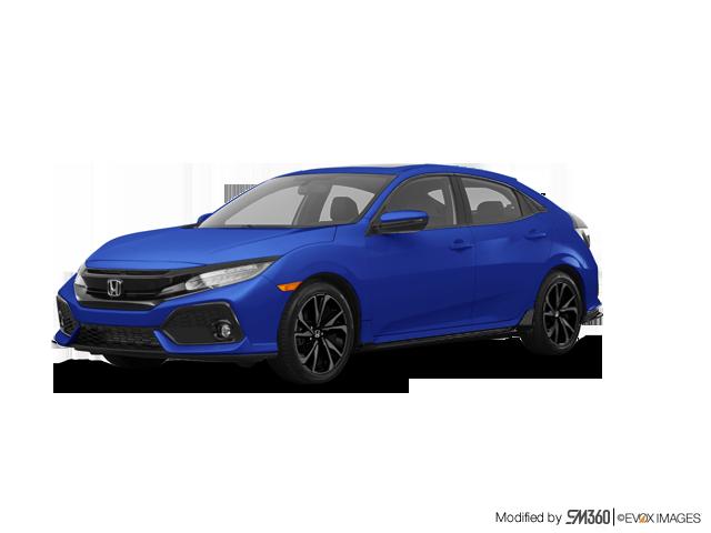 2019 Honda Civic Hatchback SPORT MT