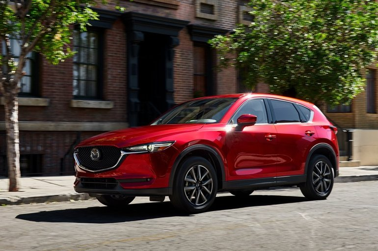 The New 2017 Mazda CX-5 is Coming