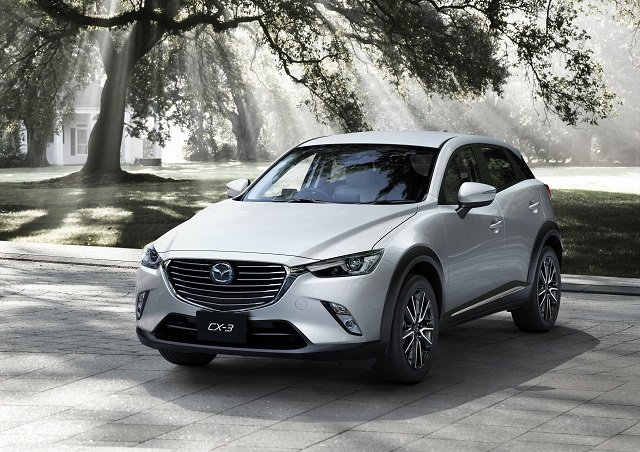 2018 Mazda CX-3: Mazda celebrates 50 years