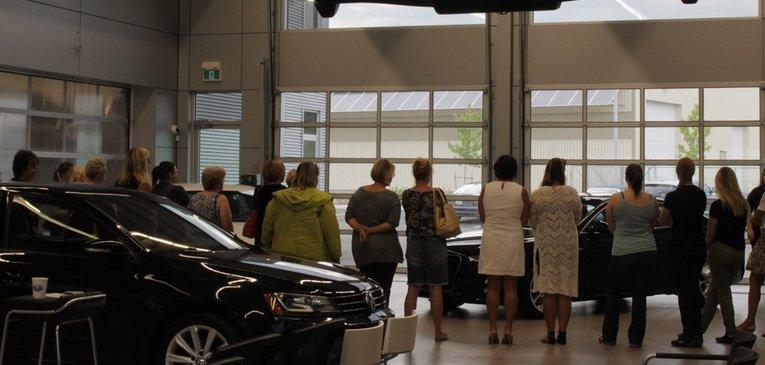 Women's Car Care Clinic