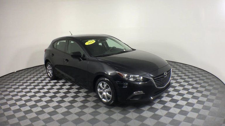 2014 Mazda Mazda3 Sport GX Hatchback 1.99% Financing Available