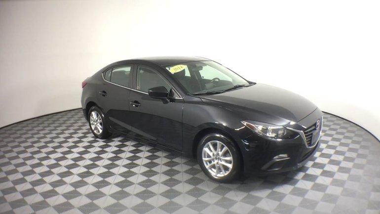 Mazda Mazda3 GS Bluetooth Heated Seats Warranty 1.99% Financingeats Warranty 1.99% Financing 2014