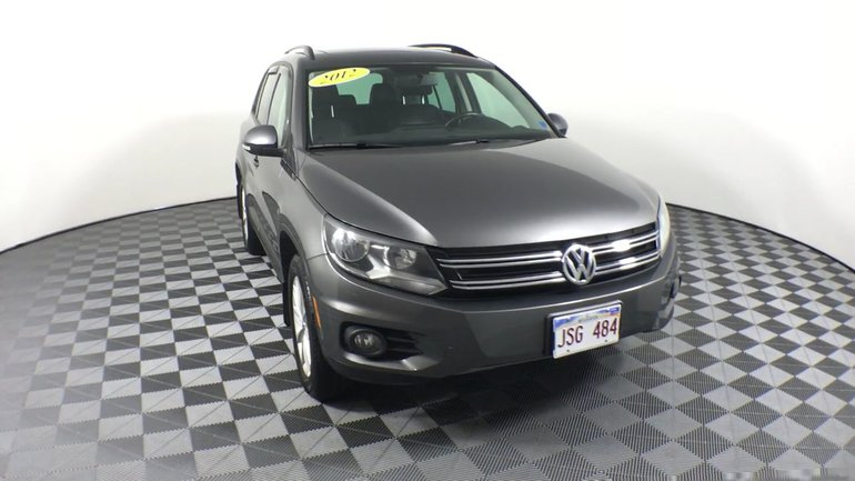 2012 Volkswagen Tiguan $69 WKLY | Comfortline 4Motion