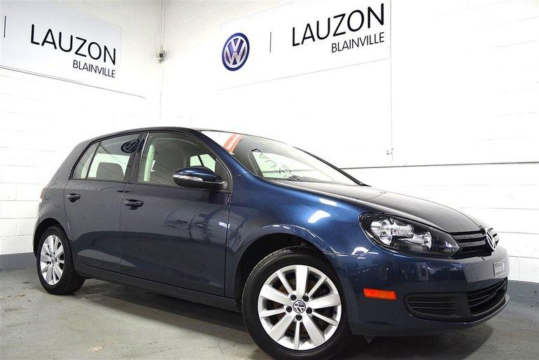 Volkswagen Golf Trendline 2013