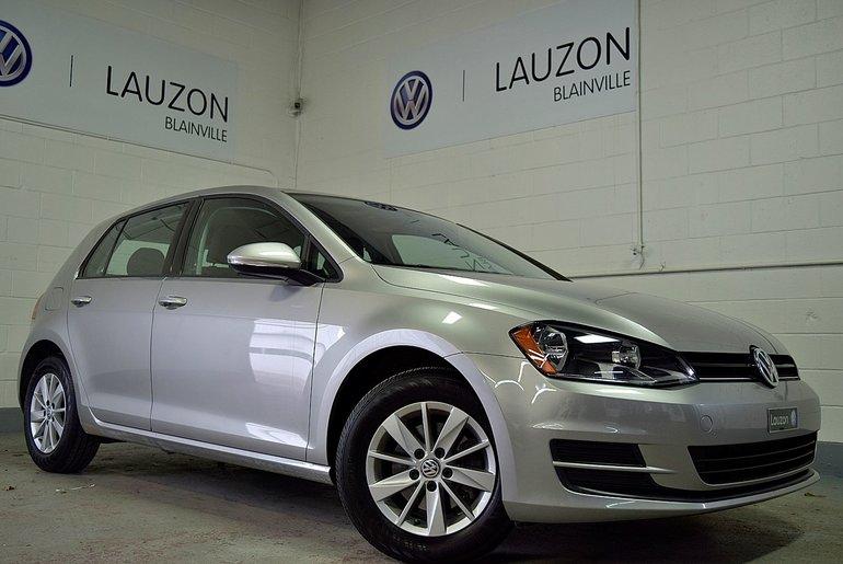 2015 Volkswagen Golf Trendline 1.8 TSI