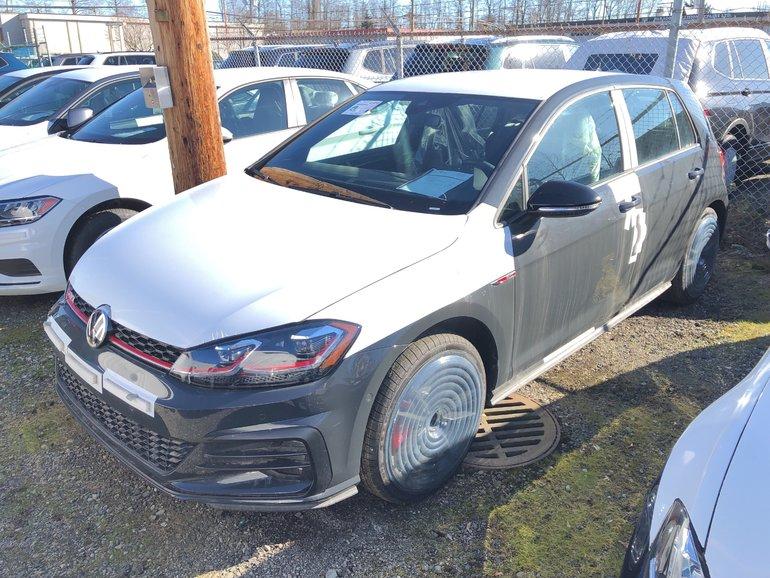 2019 Volkswagen Golf GTI Rabbit 5-Dr 2.0T 7sp at DSG w/Tip