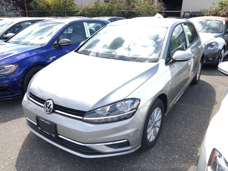 2019 Volkswagen Golf 5-Dr 1.4T Comfortline 6sp