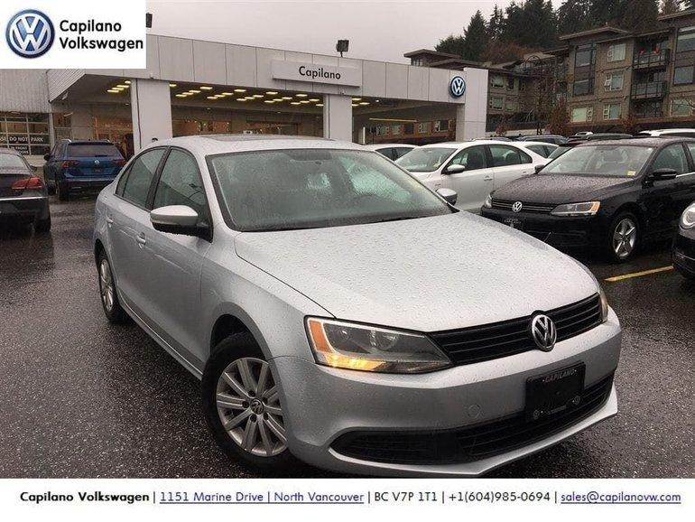 2014 Volkswagen Jetta Comfortline 2.0 5sp
