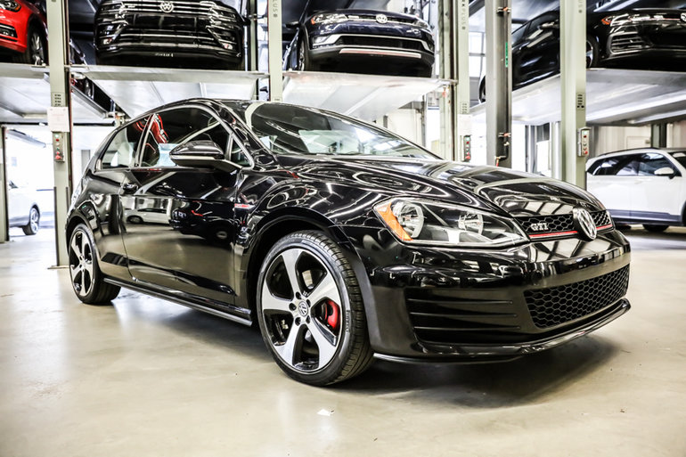 Volkswagen Golf GTI  2015