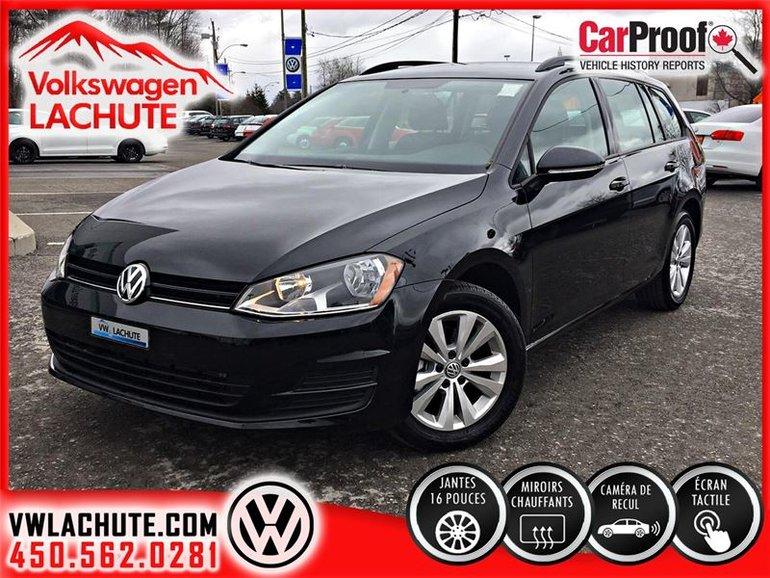 Volkswagen GOLF SPORTWAGEN 1.8 TSI *** LIQUIDATION 2017 *** VOITURE NEUVE *** 2017
